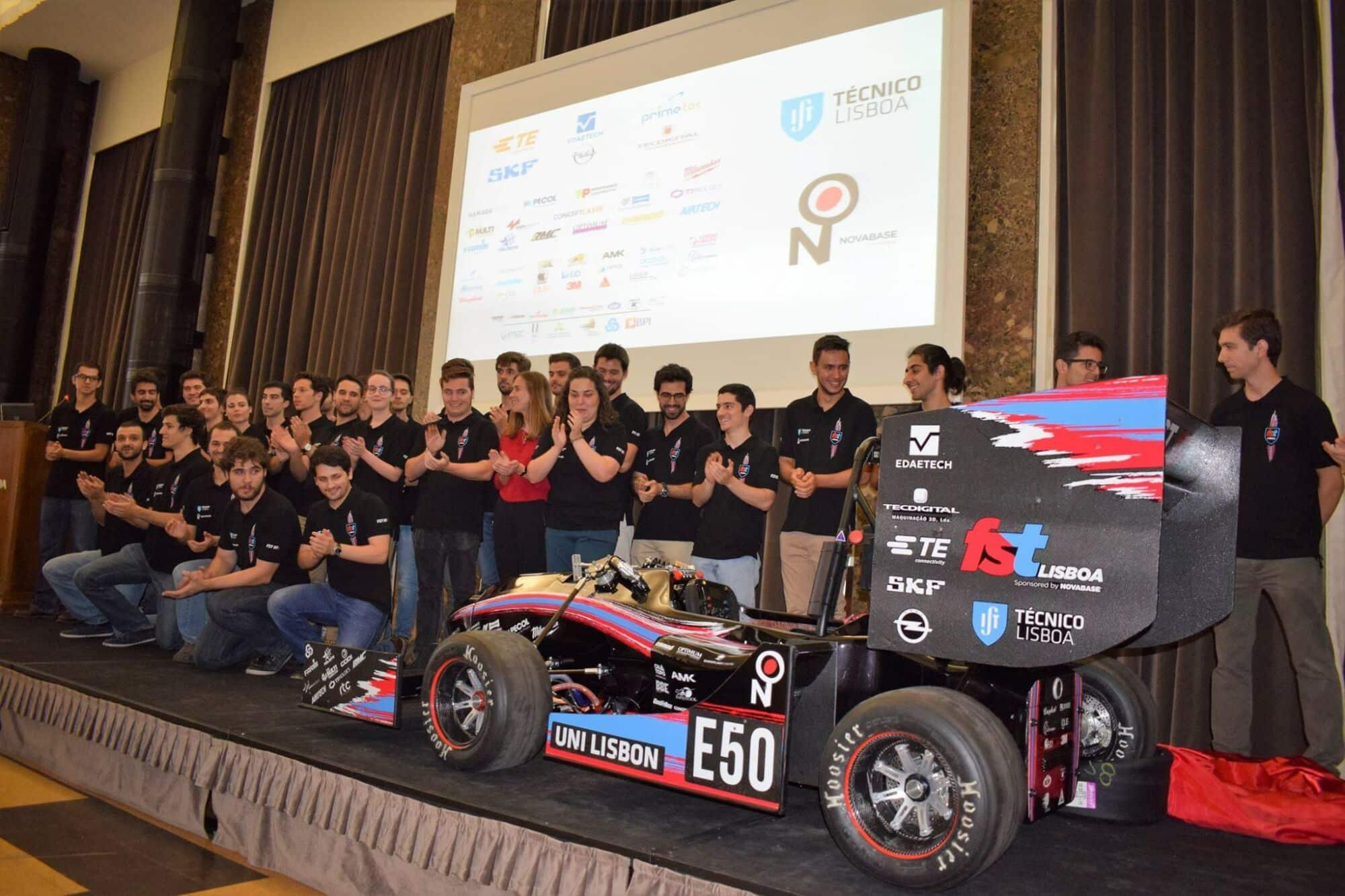Criatopo Publicidade Patrocina Formula Student do Técnico: o FST 07e.