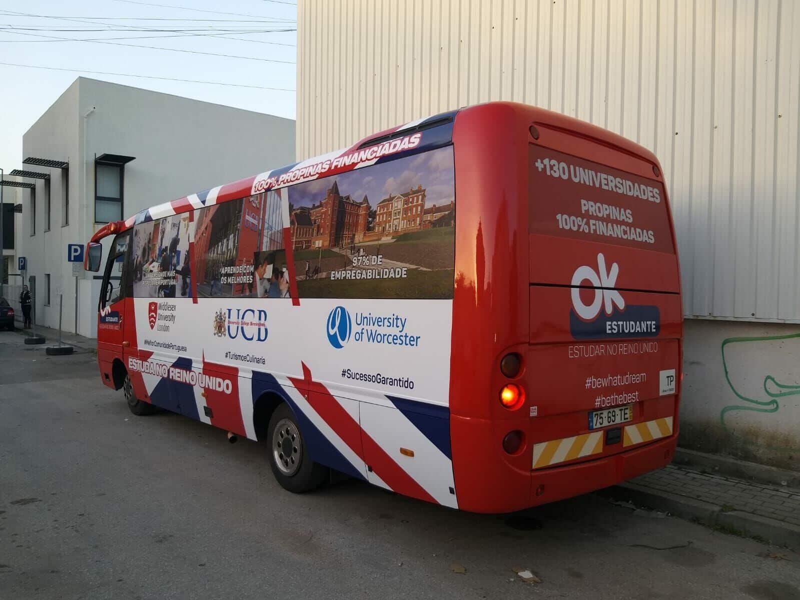 Publicidade e Decoração de viaturas transportes pesados